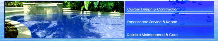 Alison Pools in Atlanta provides pool servicing, pool redesign, and custom pool construction.